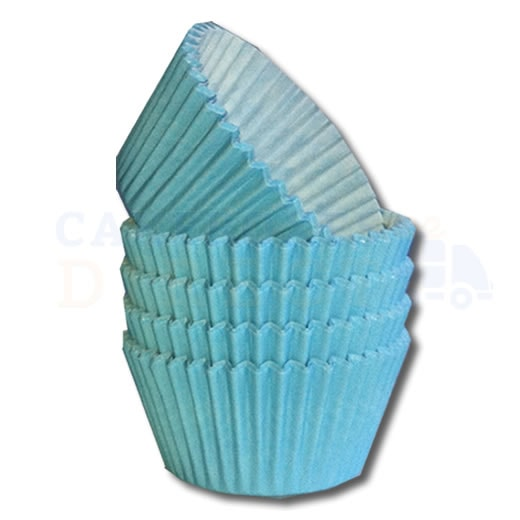 Baby Blue Cupcake Cases   (Qty 1440)