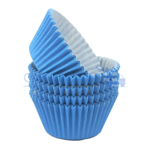 Blue Cupcake Cases (Qty 1440)