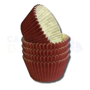 Burgandy Cupcake Cases (Qty 1440)