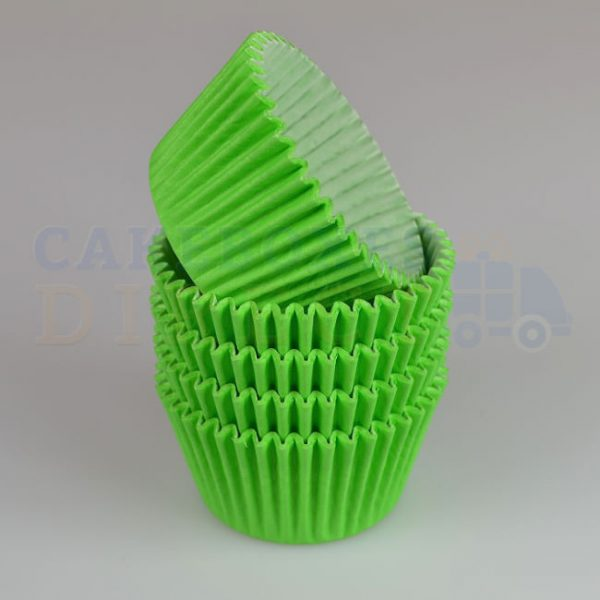 Lime Green Cupcake Cases (Qty 1440)