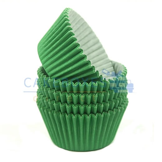 Green Cupcake Cases (Qty 1440)