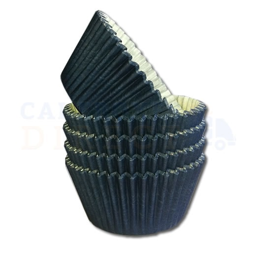 Navy Cupcake Cases (Qty 1440)
