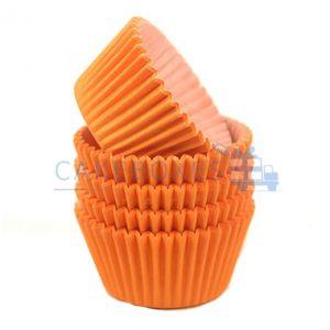 Orange Cupcake Cases (Qty 1440)