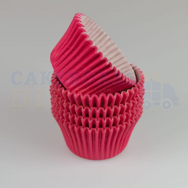 Cerise Pink Cupcake Cases (Qty 1440)