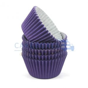 Purple Cupcake Cases (Qty 1440)