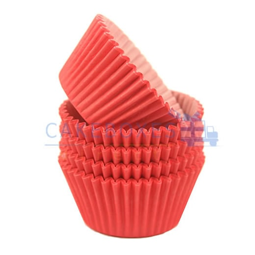 Red Cupcake Cases (Qty 1440)