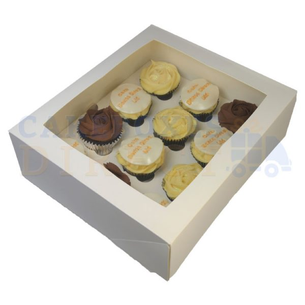 12 Cupcake 4inch Deep Side