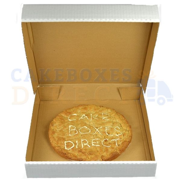 12 x 12 x 2 inches (corr) Quiche/Pie Box