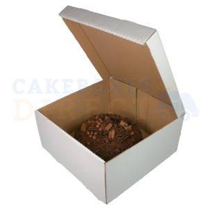 12 x 12 x 6 inches Corrugated Box