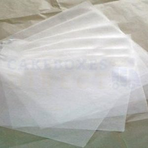175 x 225 greaseproof sheets (Qty 3840)