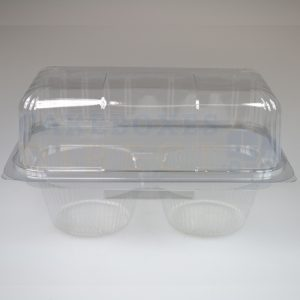 Twin Cavity Cupcake Pod (Qty 228)