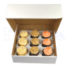 9 Cupcake (Corr)  Box with 6cm Dividers