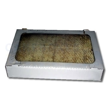 Apple Slice Tray - 15.25 x 10.25 x 2.75in