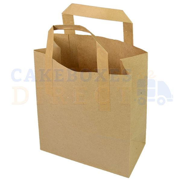 brown medium bag