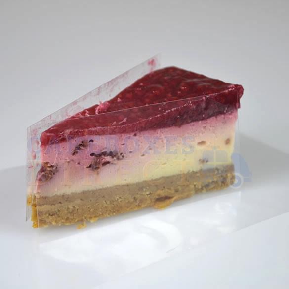 Cellophane Cake Slice Sheets 4 x 7 (Qty 1000)