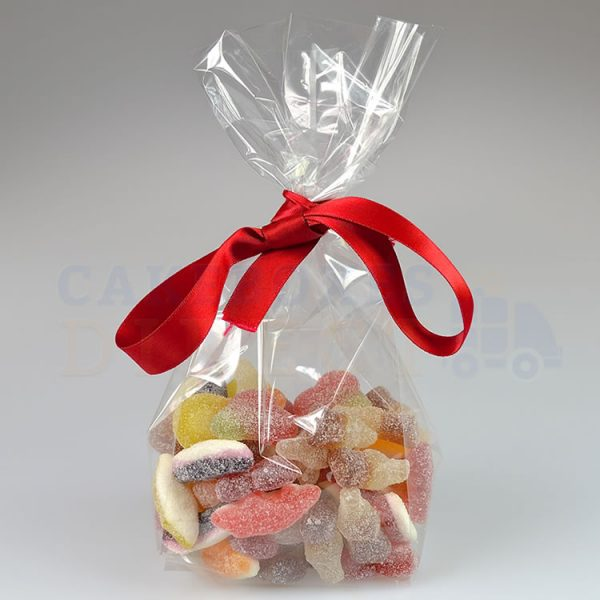 clear bag sweets