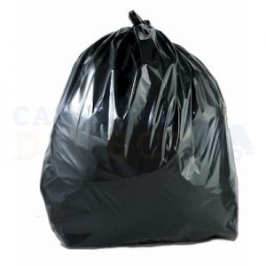 Compactor Sacks (Black) (Qty 100)
