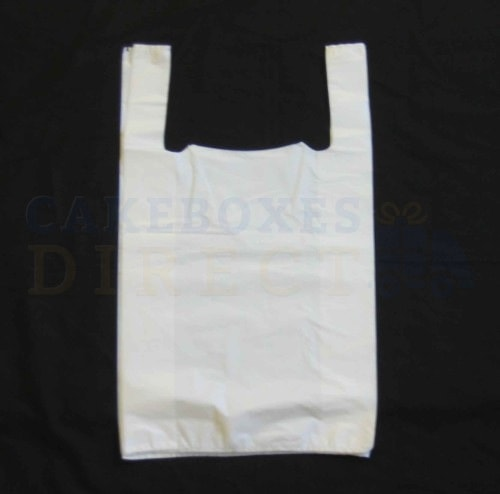 Thunder Jumbo White Carrier 12 x 18.5 x 24 inches (Qty 1000)