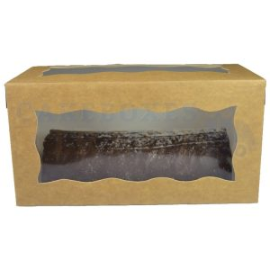 Kraft Yule Log Box