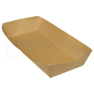Bio Tray Rectangle 220x95x45mm (Qty 500)