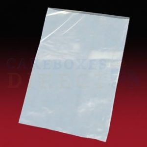 Malden Clear Food Bags 8x14 (200 gauge) (Qty 1000)