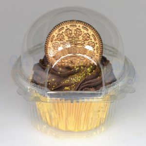 Med Single Cupcake/Muffin Pod/Clam (Qty 900)