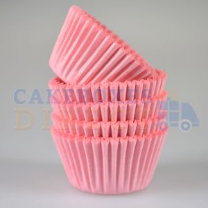 Pink Mini Cupcake Cases 31 x 23mm (Qty 1000)