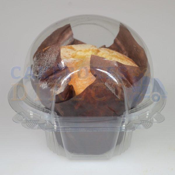 Large Single Muffin Pod/Clam (Qty 480)