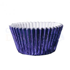 Navy Foil Cupcake Cases (Qty 1000)