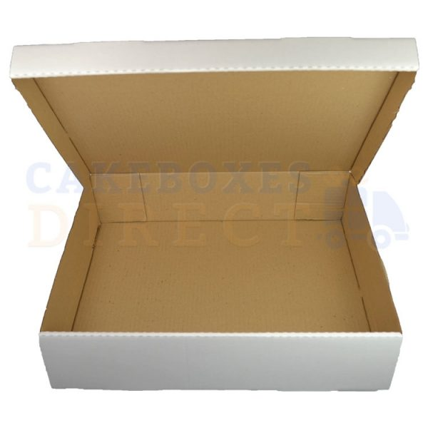 17.25 x 14.75 x 4 inches (corr) XL 20 Muffin Box Ex Deep