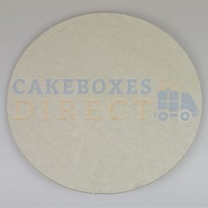 8in Polycoated Cake Boards (Qty 100)