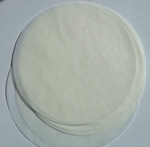 Greaseproof Round Disc 10 inch (Qty 1000)