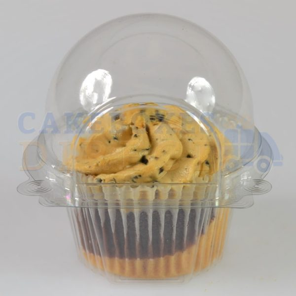 Small Single Cupcake Pod/Clam (Qty 1260)