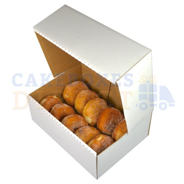 white donut 10 2 1 2