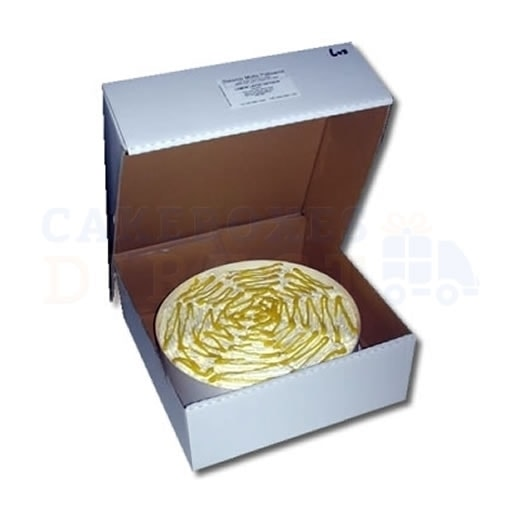 12 x 12 x 3 inches (corr) XL Pie Box