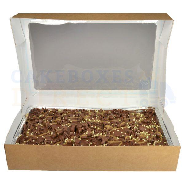 Solid TrayBake Box Open 1