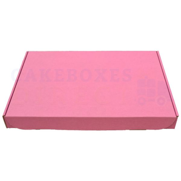 Pink Large Postal Front