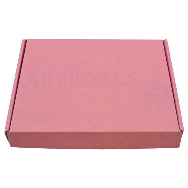 Pink Small Postal Front
