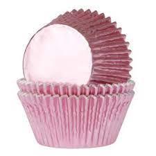 Pink Foil Cases