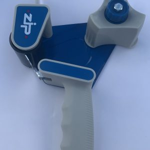 Blue tape gun